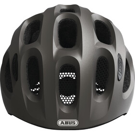 ABUS Youn-I Helmet Barn metallic grey